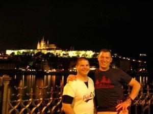 Central European trip 2004